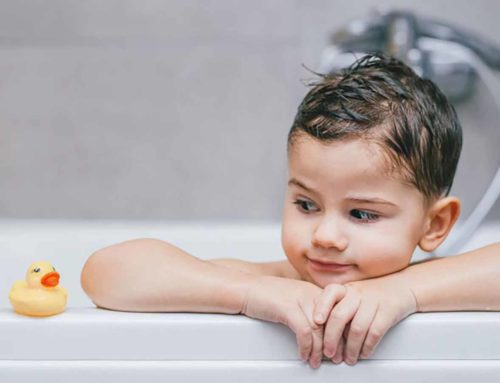 Child Safety Around Hot Water